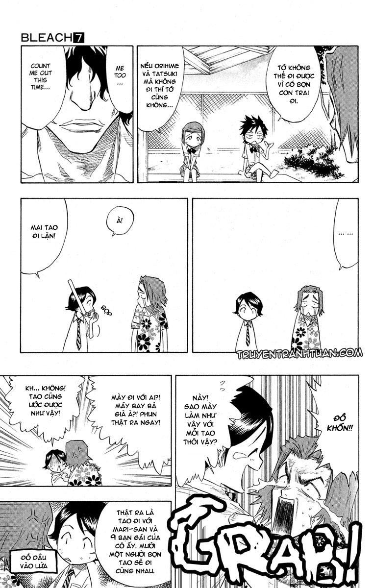 Bleach chapter 58 trang 10