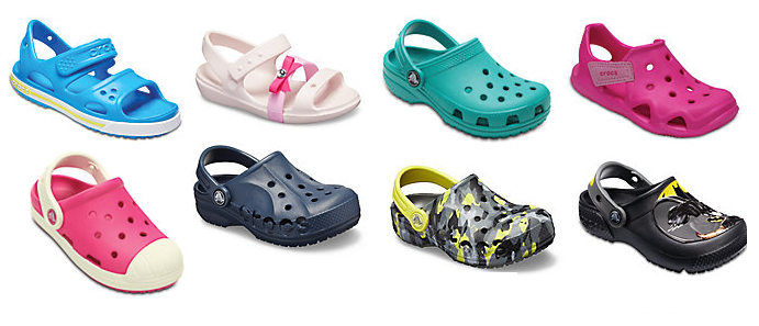 3ae6d3fd5 Crocs is having a spring clearance sale and offering an additional 50% off  all clearance items.