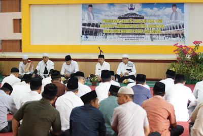 50 Calon Jemaah Haji Dilepas