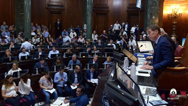 Modifican la Ley de Ministerios de la Ciudad de Buenos Aires