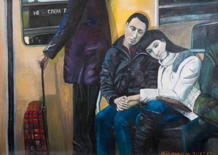 Диалог с душой зрителя. Михаил Абрамов