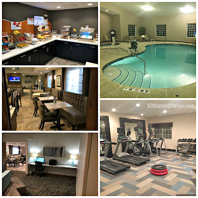 Holiday Inn Express Le Claire  - Davenport Hotel Review
