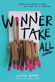 Winner Takes All by Laurie Devore