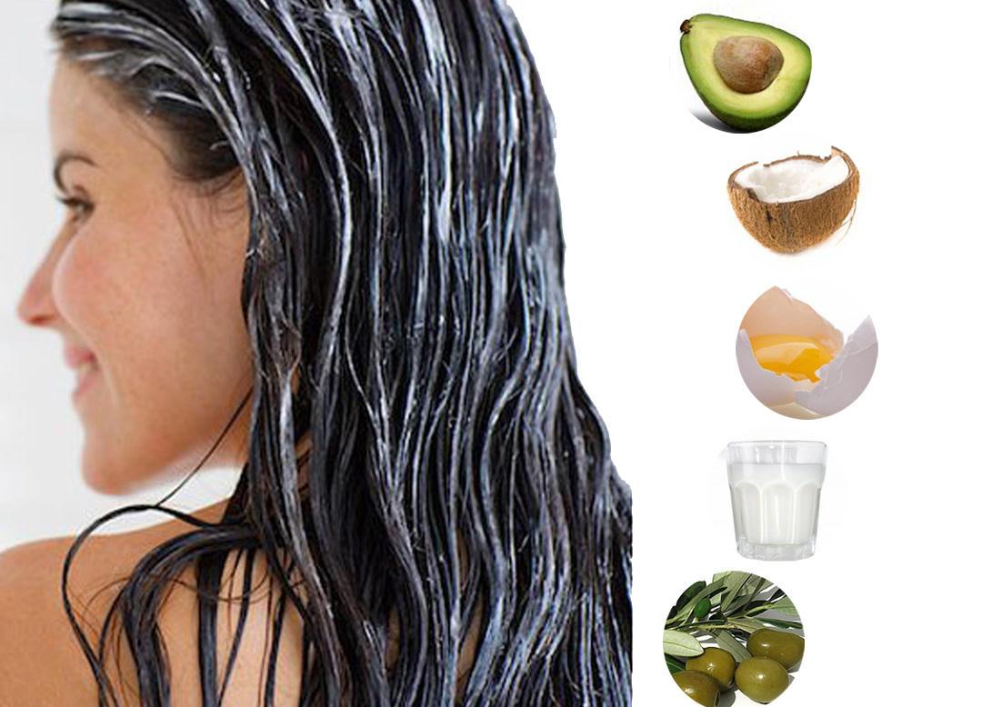 Các bước dưỡng tóc