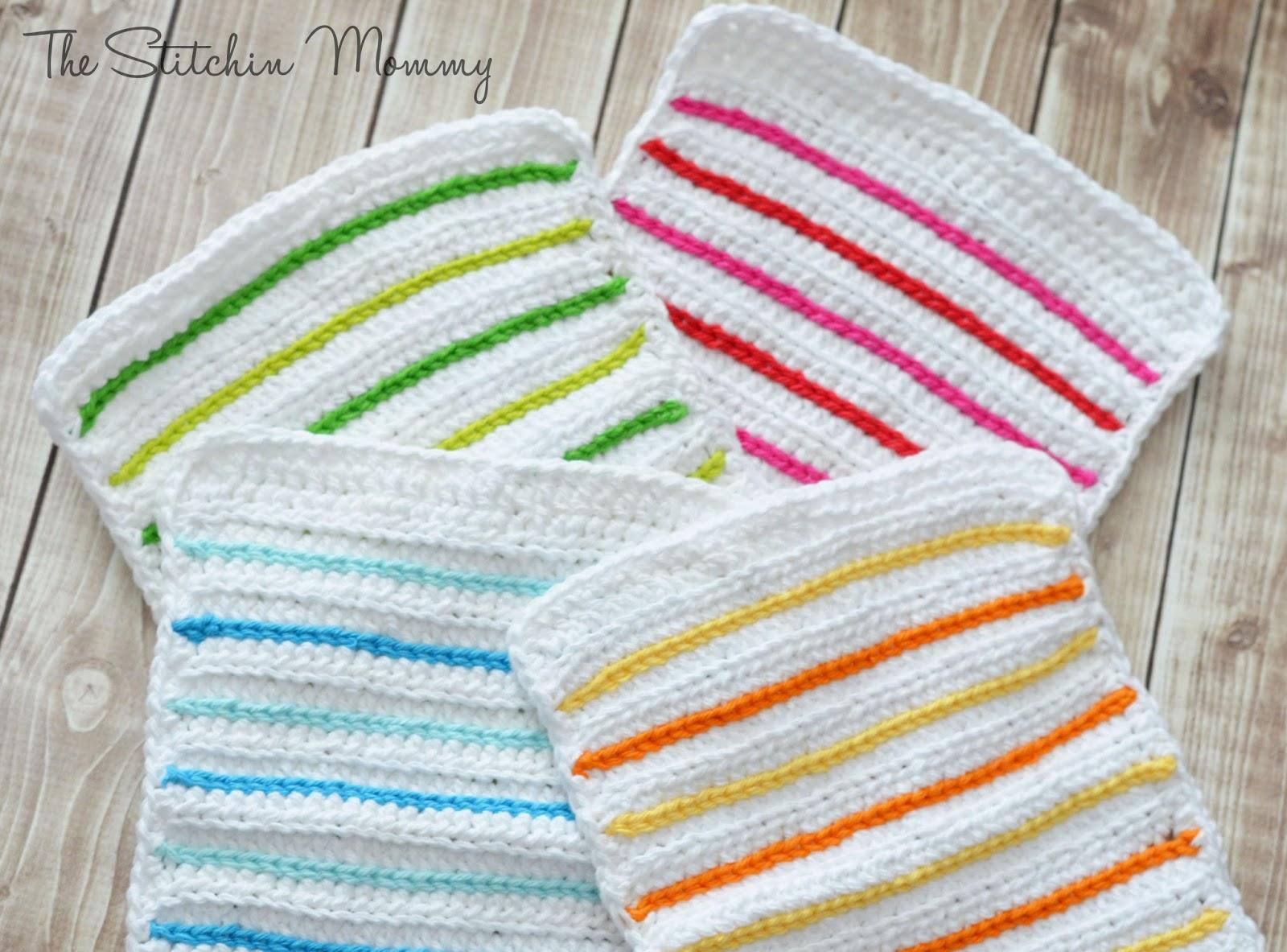 35c7fc2be Fiber Flux  Super Stripes! 30+ Free Crochet Patterns Full of Stripy ...