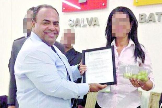 Pastor da Igreja do Evangelho Quadrangular, Wilson Jorge Ferreira