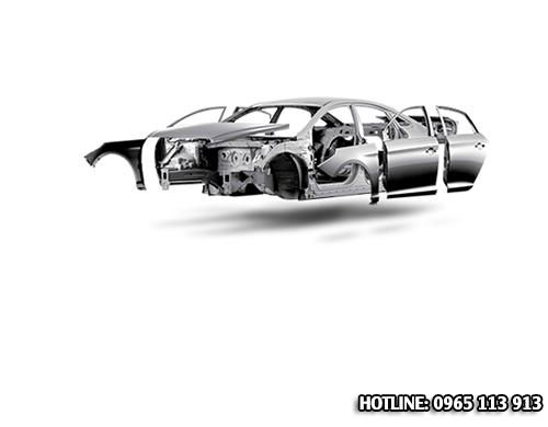 Khung xe Hyundai Sonata 2016 Hải Phòng