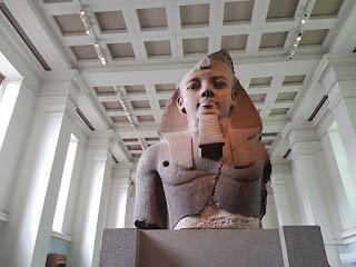 Busto di Ramses II