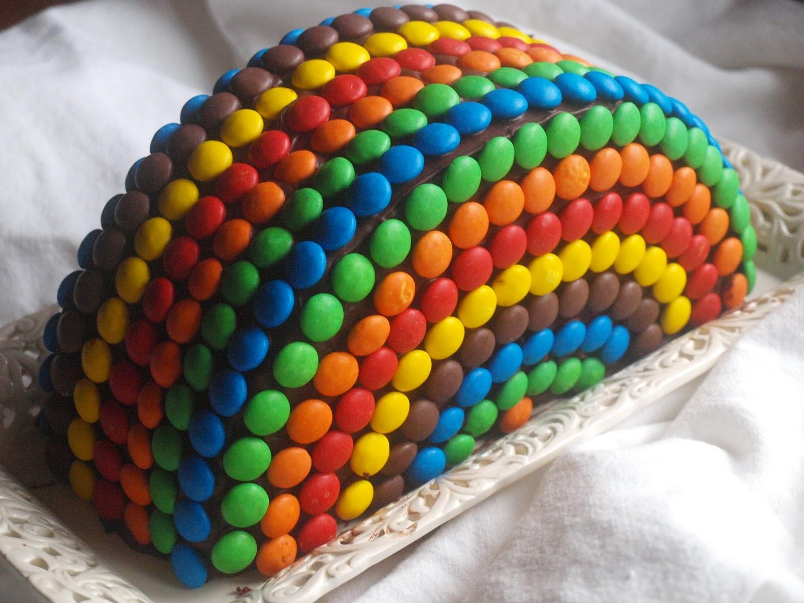 Sapori Colori Torta Arcobaleno