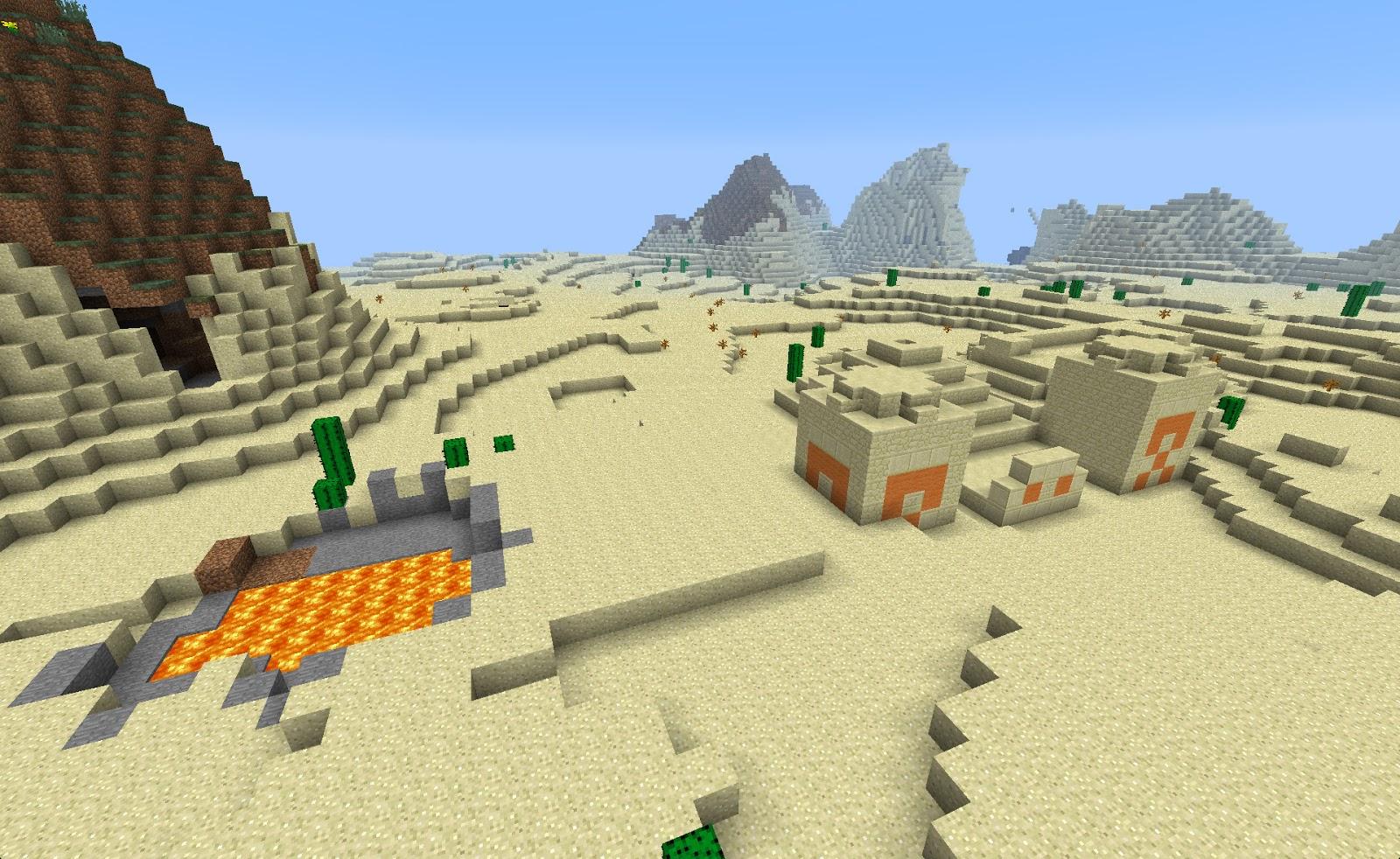 Minecraft Seeds Sharing the best Minecraft Seeds