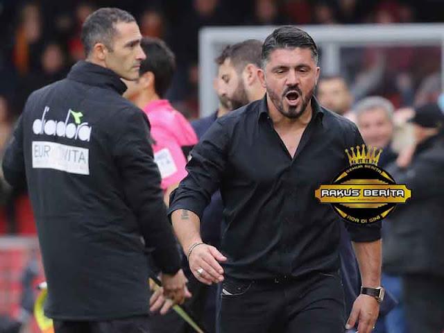 Gattuso Tak Mau Kepedean Soal Kontrak Barunya Di Milan