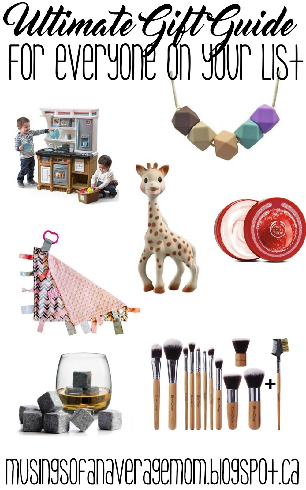 Musings of an Average Mom: Ultimate Gift Buying Guide: Christmas 2017