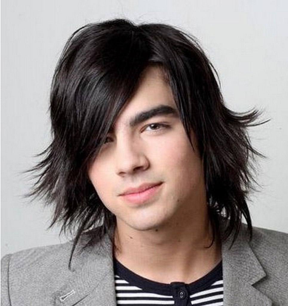 Long Hairstyles: Hairstyles For Men 2013