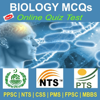 Solved MCQS Objective Biology PPSC