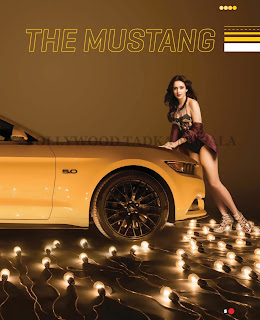 Sexy Nude Legs of Neha Sharma for Stuff Magazine February 2017