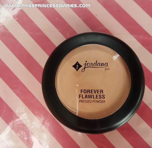 Forever Flawless: Jordana USA Pressed Powder - Miss Princess Diaries