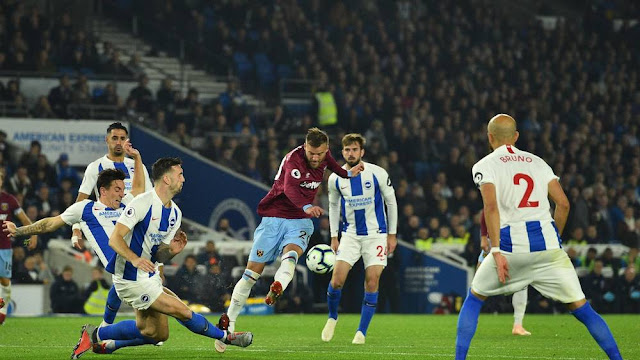 Brighton vs West Ham