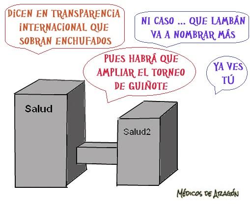 """""""STOP ENCHUFADOS"""" (EN ESPAÑA SOBRAN ENCHUFADOS CON SUELDO PÚBLICO, SEGÚN TRANSPARENCIA INTERNACIONAL)"""