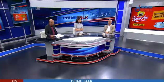 Tidak Fair, Lewat acara Prime Talk Metro TV berusaha Giring Opini Sudutkan HTI