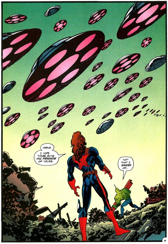 Image Comics' Free Printable Coloring Book Pages - Week 1 ... | 785x541