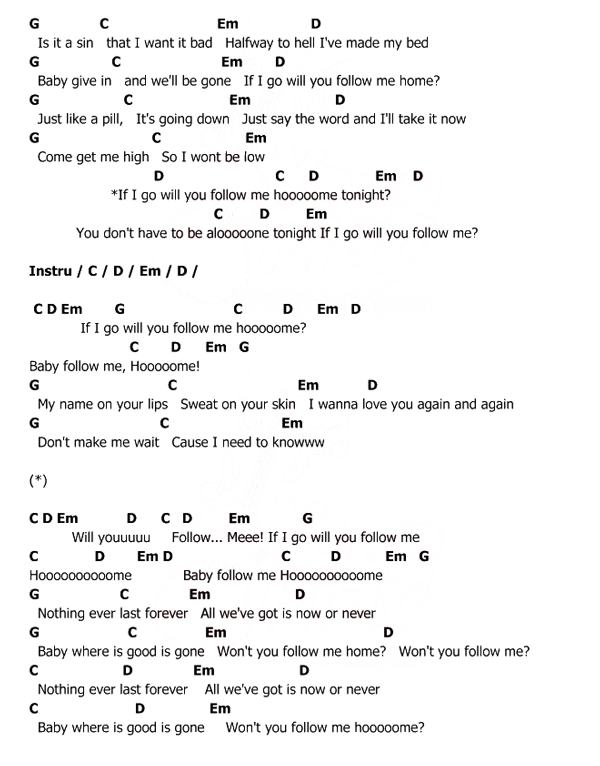 Kiss I Was Made For Loving You Chords And Lyrics idea gallery
