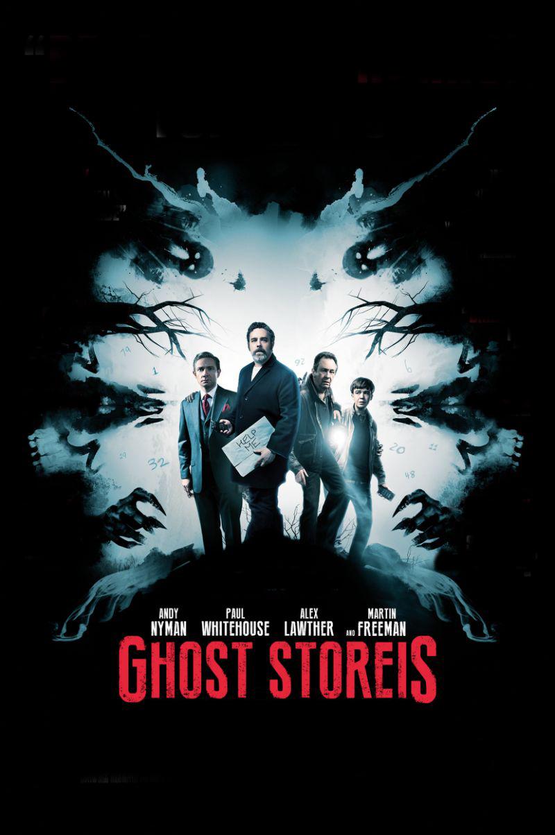 Ghost Stories [2017] [DVDR] [NTSC] [CUSTOM HD] [Subtitulado]