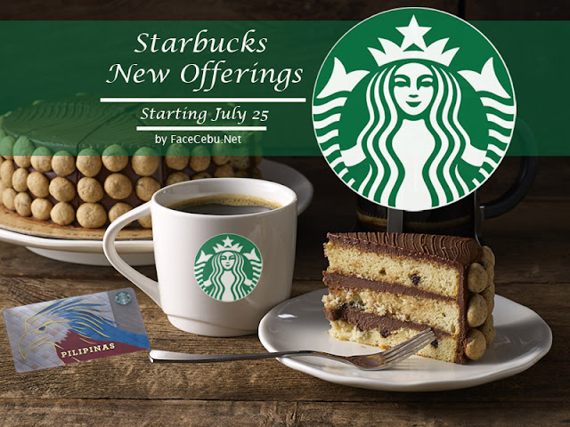 Starbucks Philippines New Offerings