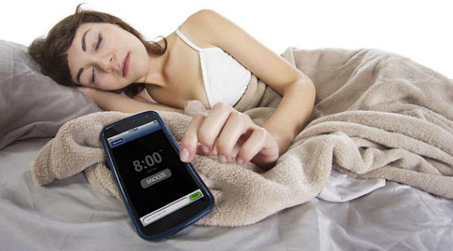 Sleep While Charging Smartphones