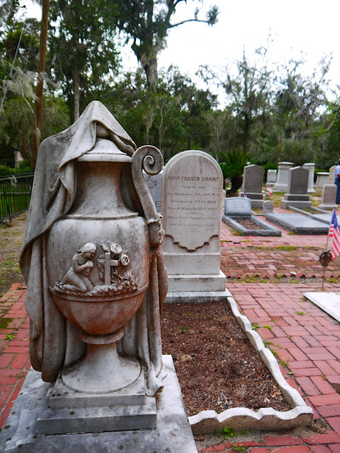 Frederica Church & Cemetery