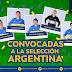 Cinco gladiadoras convocadas a la Selección Argentina de Borrello
