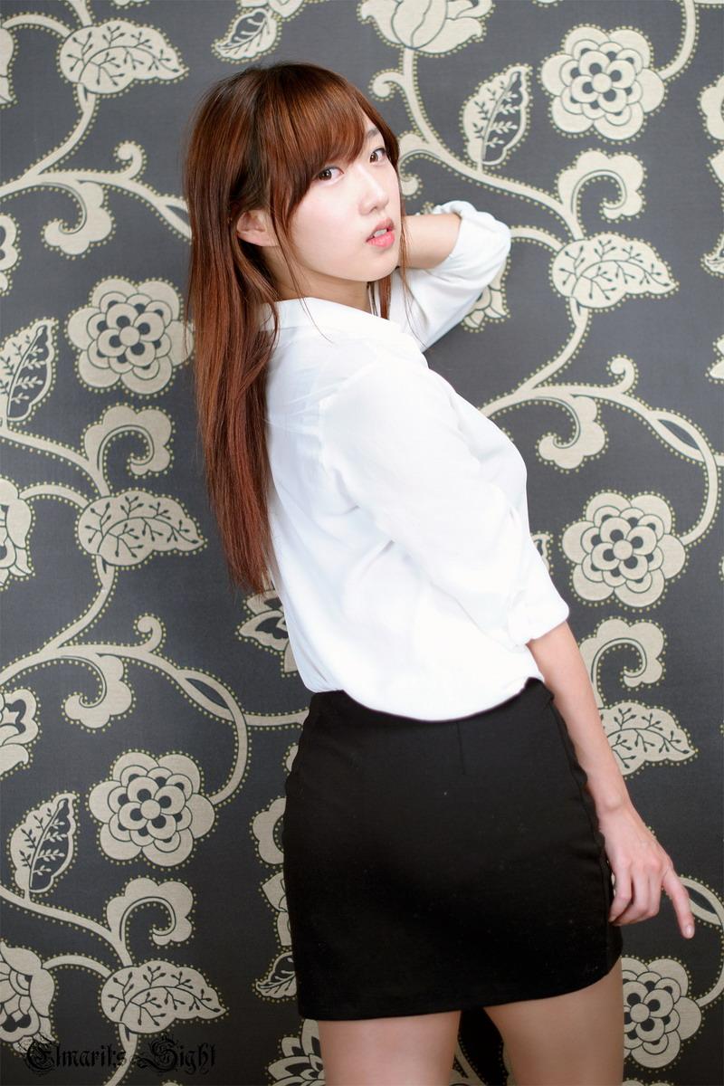 Cute Asian Girls Beautiful So Yeon Yang Quot Office Lady Quot
