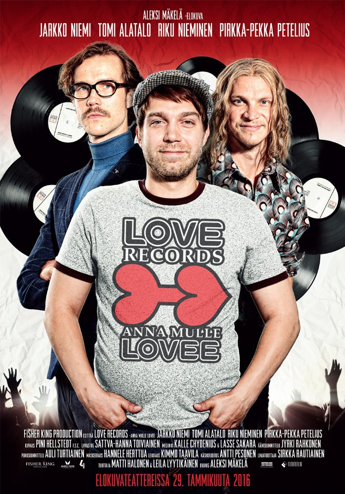 Love Records: Anna mulle Lovee