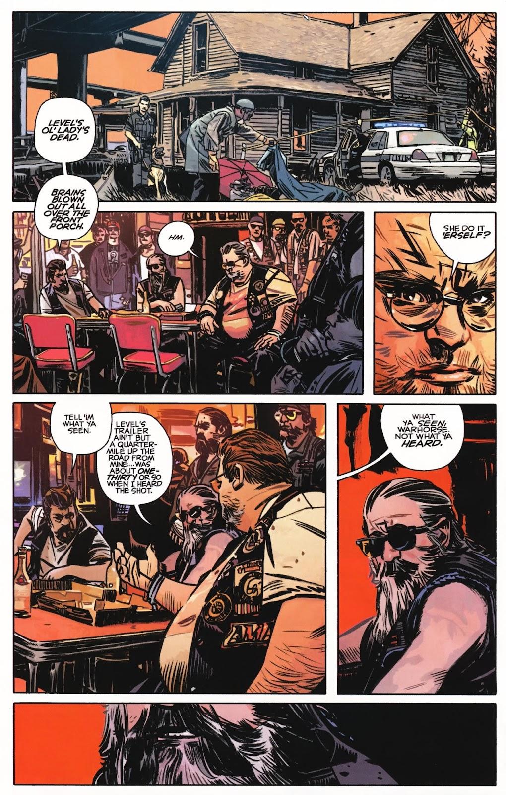 Read online Wolverine (2003) comic -  Issue #74 - 3