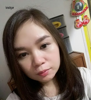 Penampakan Makeup No Makeup Look - 2