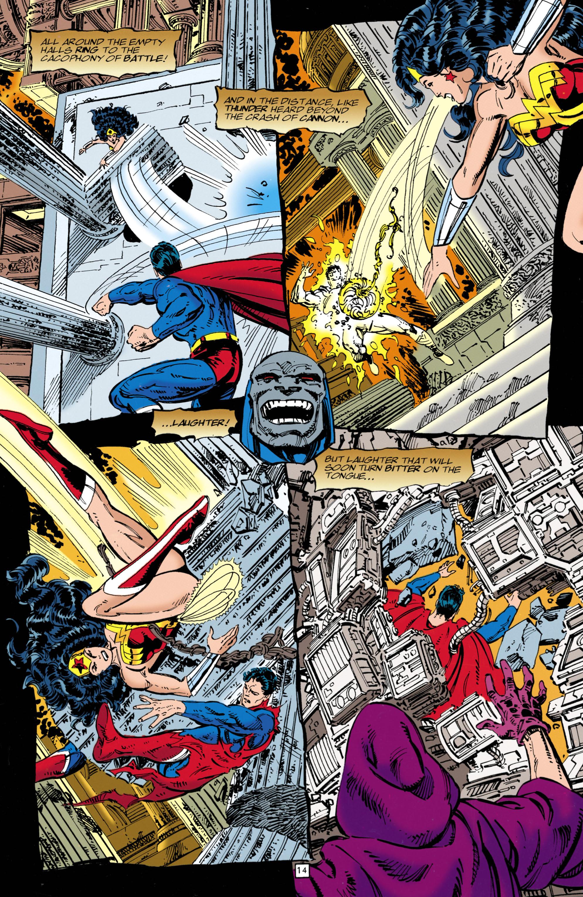 Read online Wonder Woman (1987) comic -  Issue #102 - 14