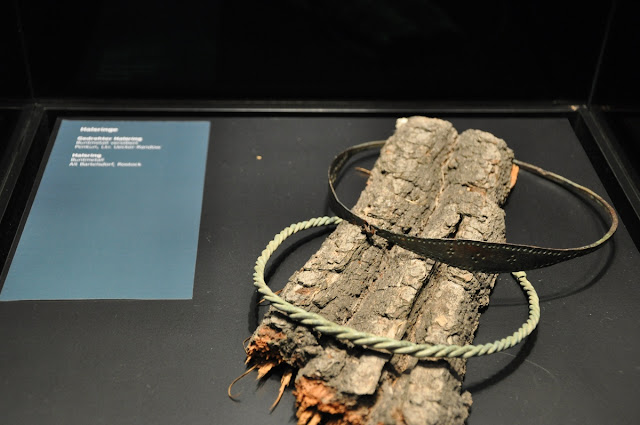 Muzeum w Gross Raden - grzywny