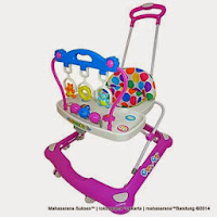 Baby Walker Royal RY2288 Combi Mainan Gantung