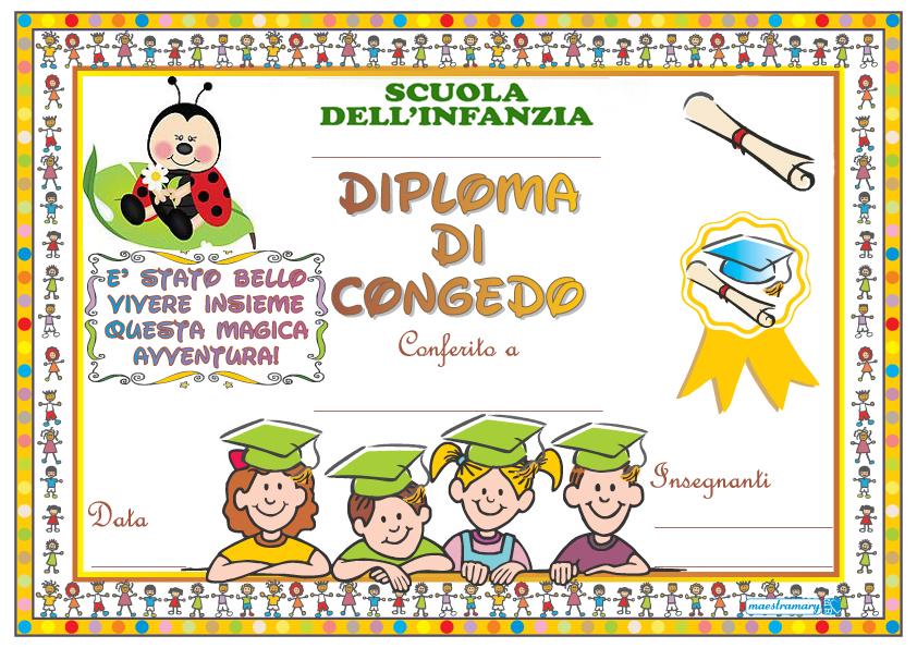 Idee festa fine anno scuola infanzia jw68 regardsdefemmes for Maestra infanzia