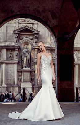 vestidos de novia baratos para invierno