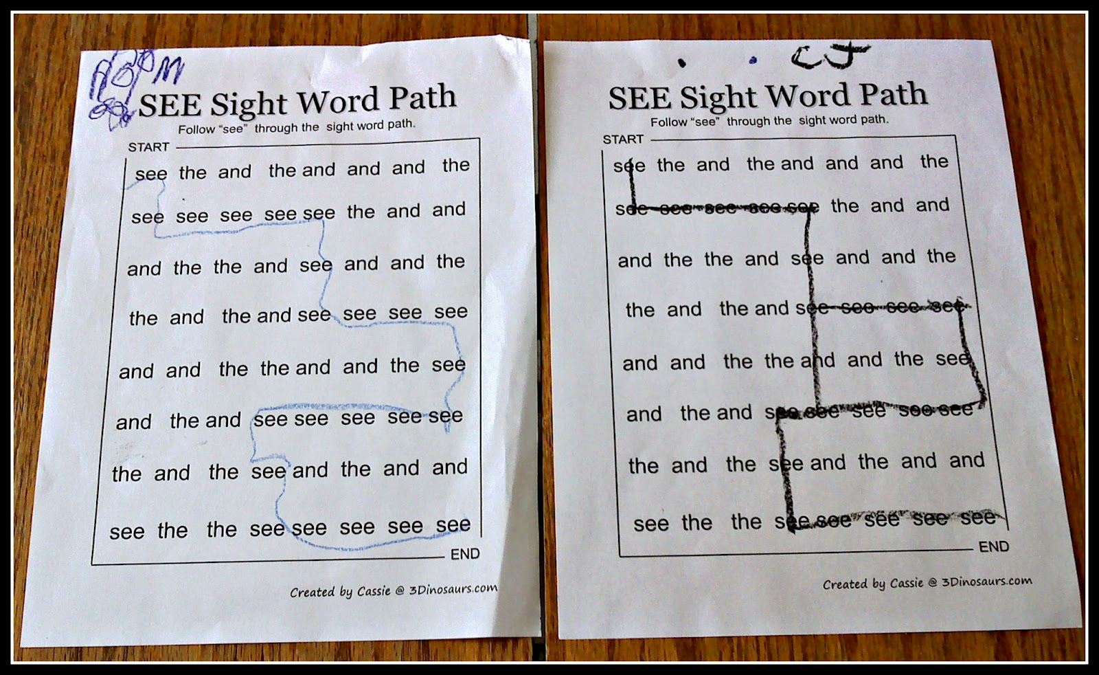 New 689 Sight Word Worksheet He