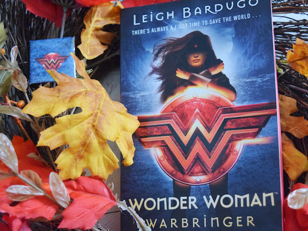 Book Review: Wonder Woman: Warbringer by Leigh Bardugo