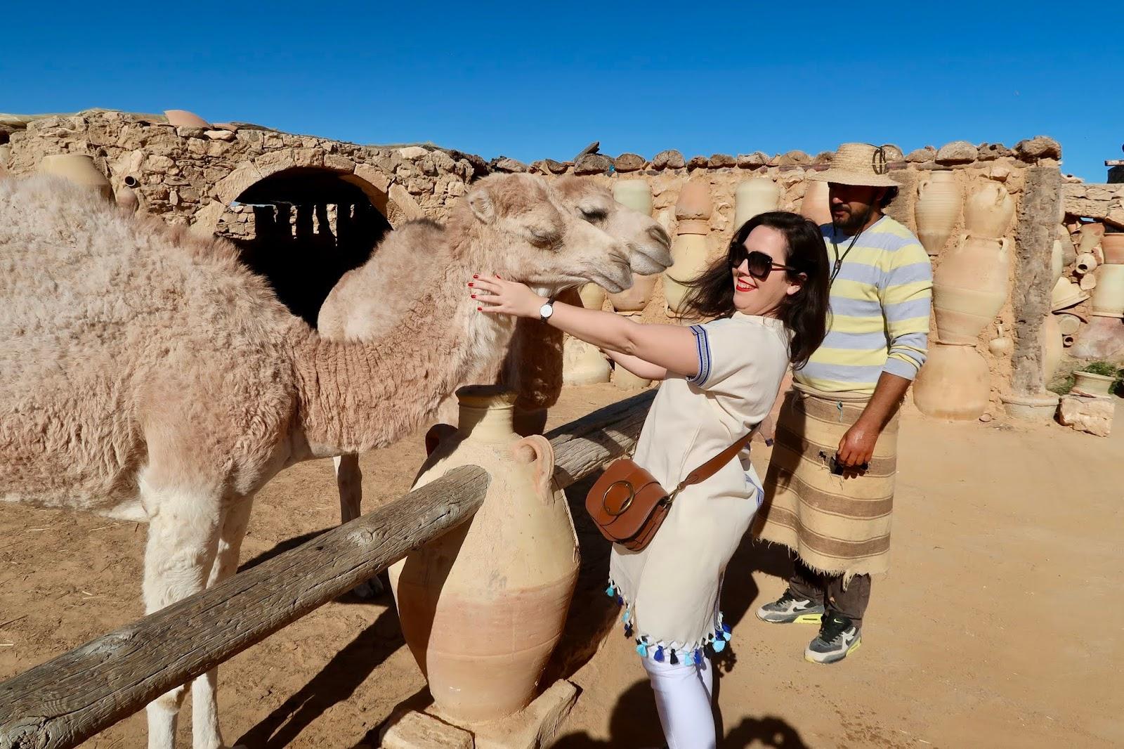 blogueuse française à Djerba