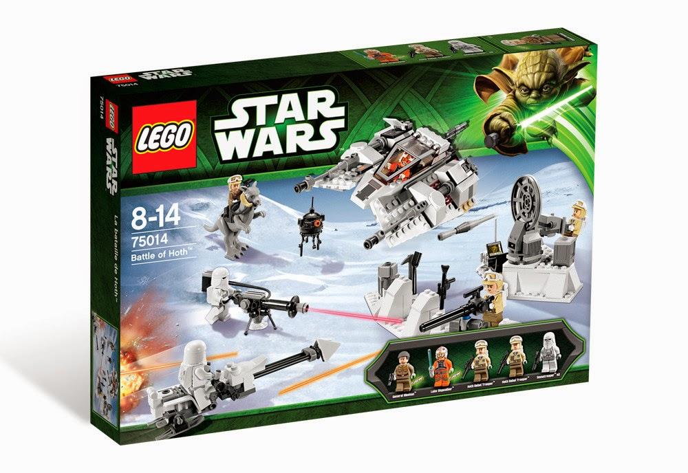 Y Lego Libros Star Juguetes1demagiaxfaToys Wars 75014 jL35Aq4RcS