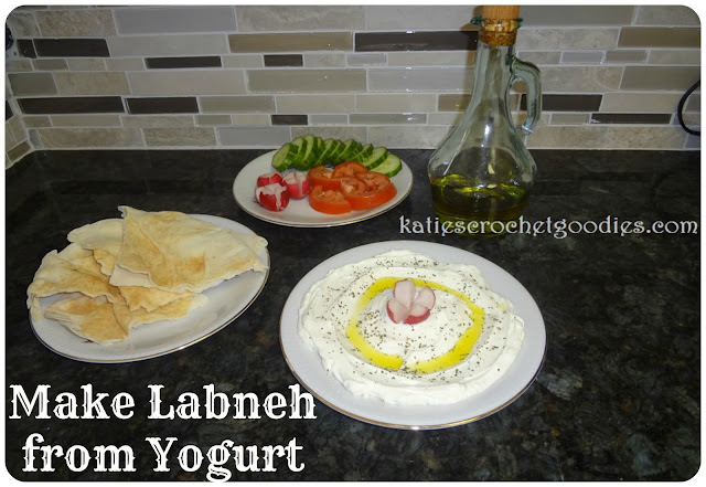 how to make lebanese labneh
