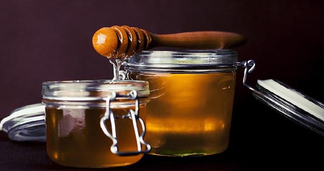 Manfaat madu bagi tubuh
