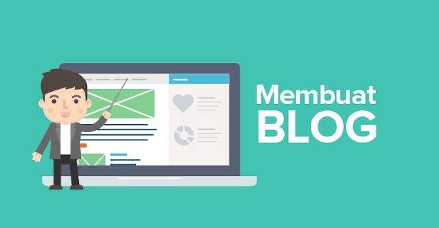 Cara Membaut Blog Dengan Mudah