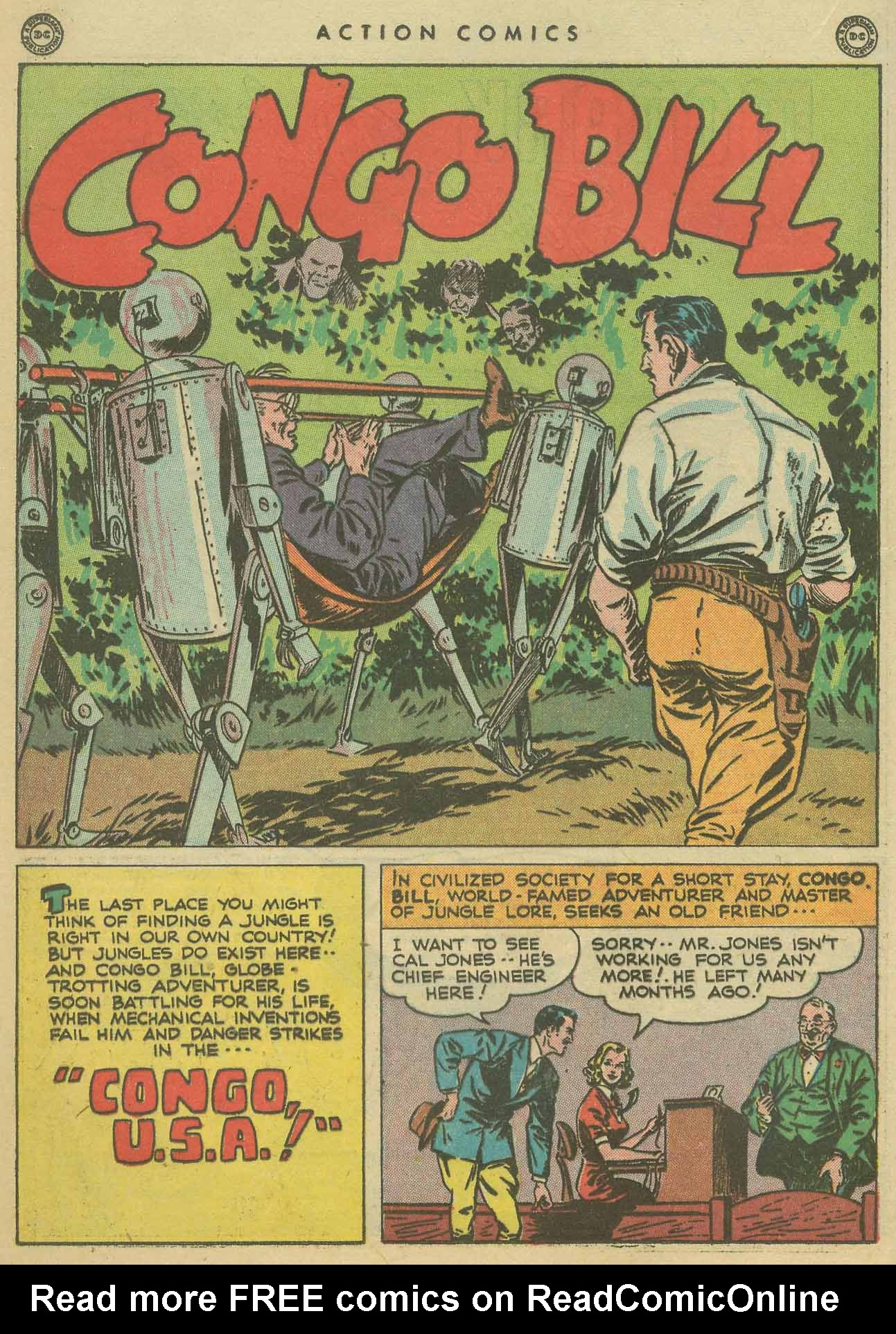 Read online Action Comics (1938) comic -  Issue #102 - 21
