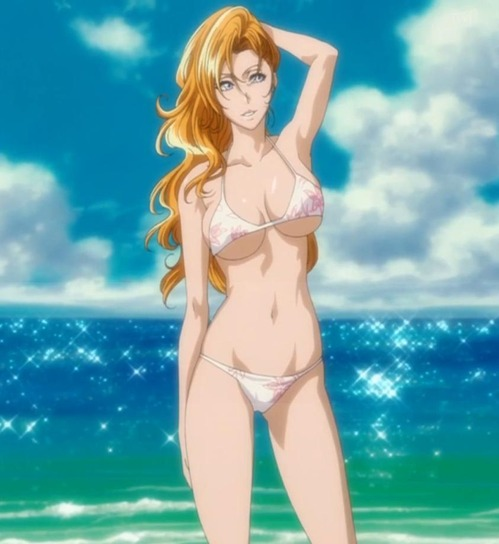 Karakter Cantik Dan Seksi Anime Yang Bisa Bikin Iman Kamu Tergoda