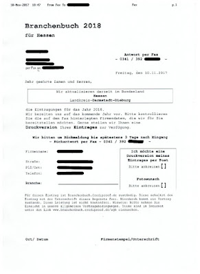 Scan: Offerte für Branchenbuch.crediproof.de | 10.11.2017 | MKS GmbH