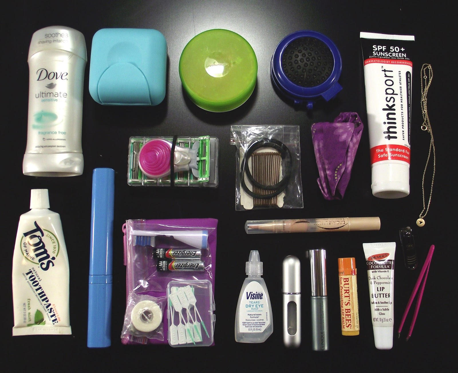 Wayfinder Ali  3 months of Toiletries in One Small Bag 2be05b0a1753e